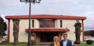O Servizo Galego de Saúde asume os gastos de mantemento do Centro da Guarda