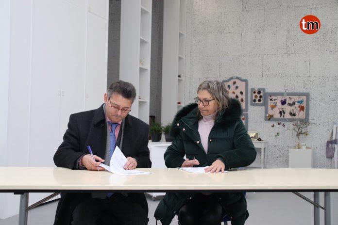 San Xerome y Conservas Chanquete firman un convenio de colaboración