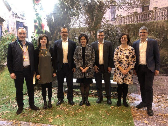 O xeodestino Ría de Vigo e Baixo Miño arranca en Fitur 2019 o seu Plan Estratéxico de Turismo