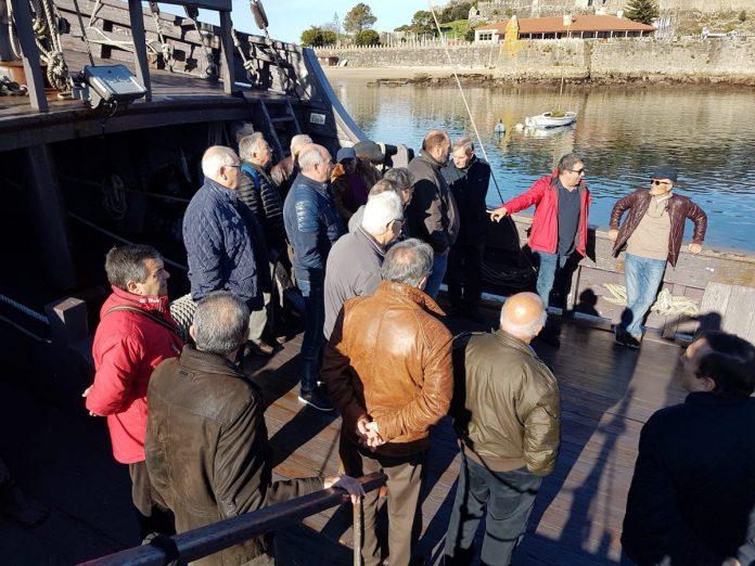 Baiona acoge la asamblea de la Federación Gallega de Pesca