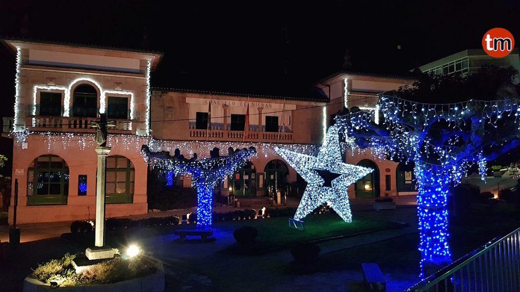 Gondomar, la villa con la mejor iluminación navideña de O Val Miñor