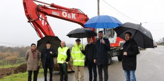 La Xunta inicia las obras de la nueva glorieta de Guillarei en las que se invertirán más de 245.000 euros