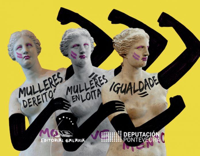 """Se presenta en Baiona el libro """"Oito olladas sobre a folga feminista do 8 de marzo"""