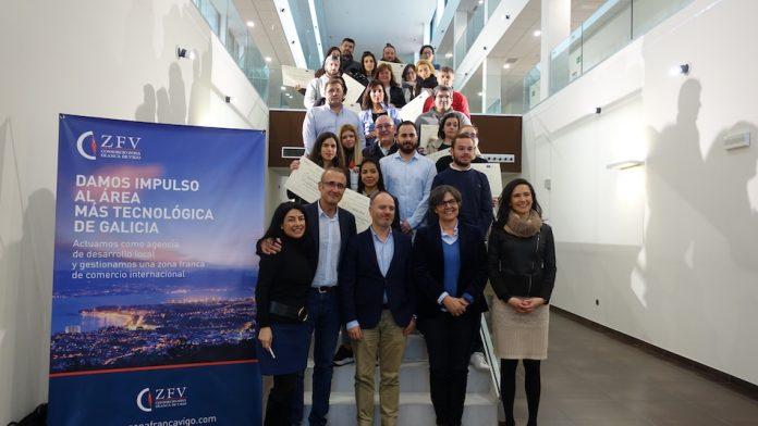 Cincuenta empresarios reciben en Porto do Molle sus diplomas como expertos en comunicación digital