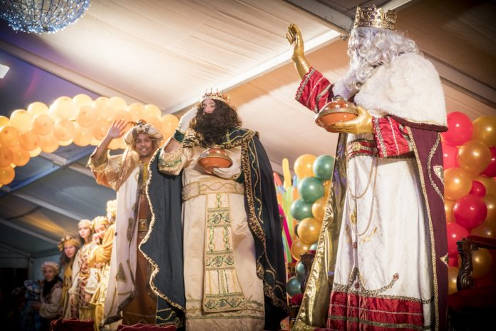 Reyes Magos Tui