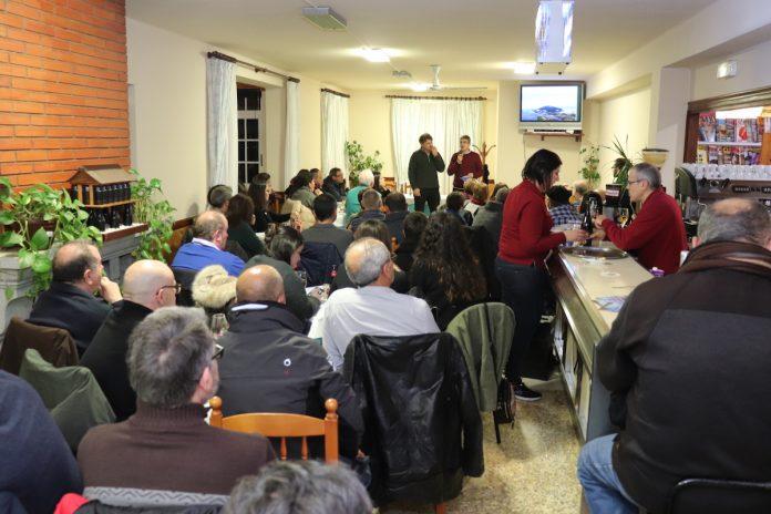El barrio de Mergelina centró la penúltima Barferencia de invierno en A Guarda