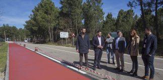 Caldelas de Tui conta xon estradas de itinirario peonil seguro