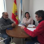 A Guarda renova a cesión do local da Asociación Érguete Baixo Miño