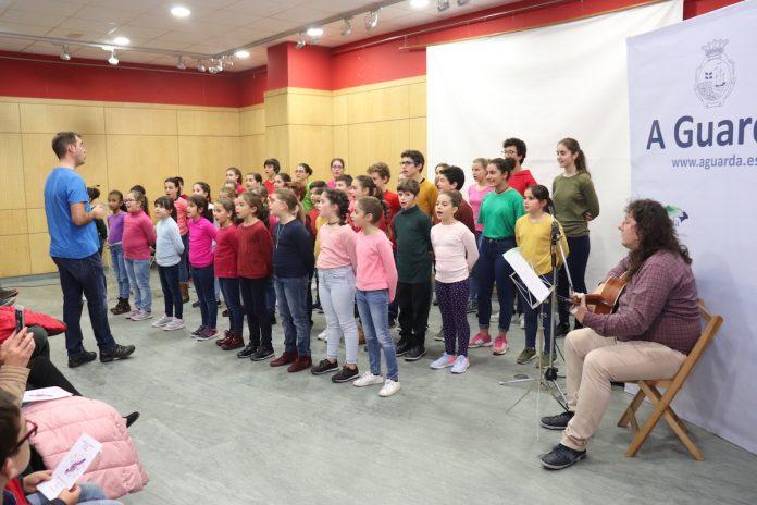 Coro del Conservatorio de Música de A Guarda