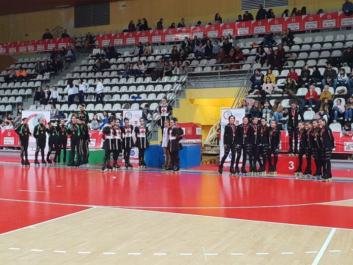 El CPA Gondomar revalida el título de Campeonas Gallegas