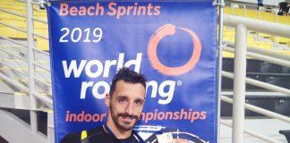 Damián Alonso, Campeón del Mundo
