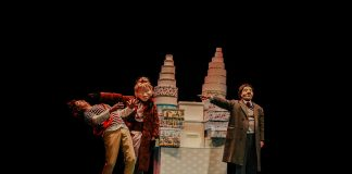 "A obra teatral ""Patapatúm"" represéntase no Teatro Municipal de Tui"