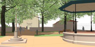 Tomiño transformará el entorno de la Iglesia de Amorín en un gran espacio público