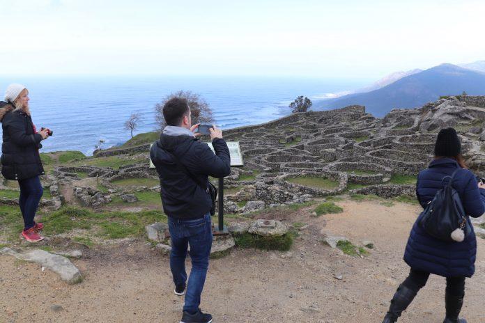 Operadores de turismo y periodistas especializados realizan una Famtrip del Camino Portugués