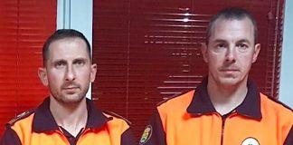 Iván Fernández toma o relevo a Francisco Bouzo na xefatura da Agrupación Protección Civil de Tomiño