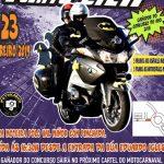 """V Moto Carnaval """"A Cento Cien"""" por las carreteras de O Val Miñor"""