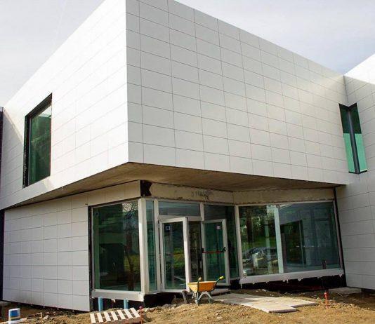 El nuevo centro de salud de Gondomar