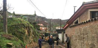 La calle Igrexa cambiará el asfalto por adoquines