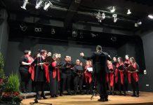 Gran afluencia de público en el primer concierto del ciclo de Música Coral en A Guarda