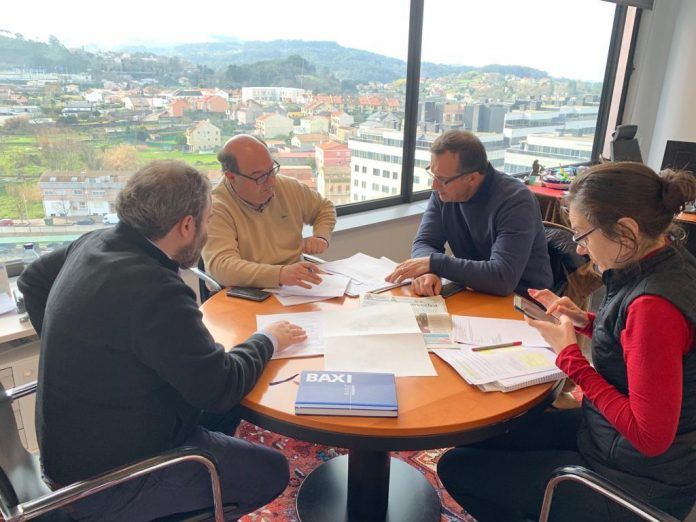 Ángel Rodal se reúne con el jefe territorial de educación tars la alarma creada en el Primeiro de Marzo