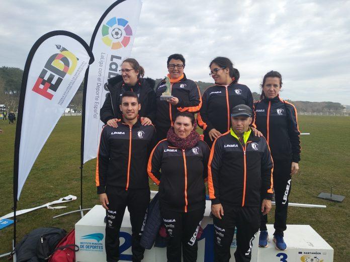 Club Polideportivo San Xerónimo Emiliani participou no Campionato de España de Campo a Través