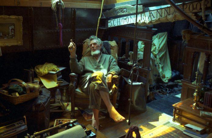 Wolf- Eckart Bühler achéganos no Play-Doc á insólita estrela de Hollywood Sterling Hayden
