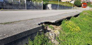 Nigrán solicita a la Xunta la cesión de la titularidad de la calle Otero Pedrayo