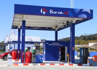 Abre Baratoil, la nueva gasolinera de A Guarda