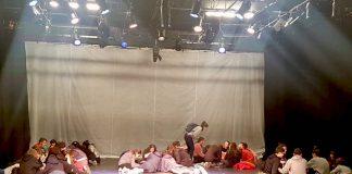 O Grupo de Teatro do Arquitecto Palacios de Panxón escenifica a Lorca na ESAD
