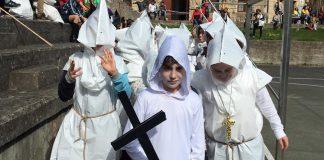 O CPI Arquitecto Palacios de Panxón celebra o Entroido cun desfile