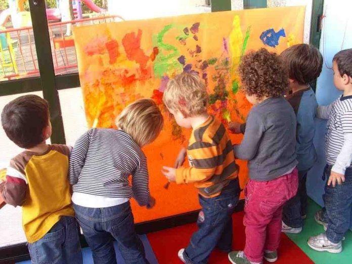 escolas infantís de Tomiño e Goián