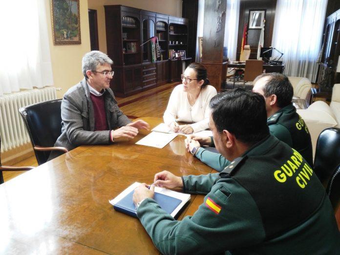 Subdelegación do Goberno reforzará los efectivos de la Guardia Civil en A Guarda