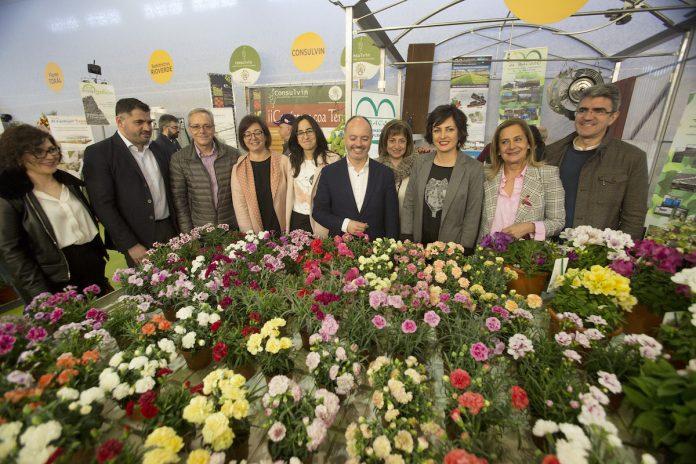 inauguracion mostra cultivos Tomiño 2019
