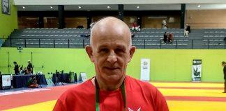 El tudense Lino Martínez se proclamó Subcampeón de Portugal de judo Máster