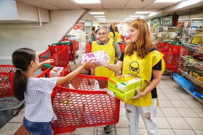 El Banco de Alimentos de Vigo organiza su primera Operación Kilo del año