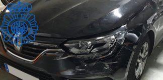 Detienen a tres jóvenes de Gondomar y Vigo que robaban y desmontaban coches de alta gama