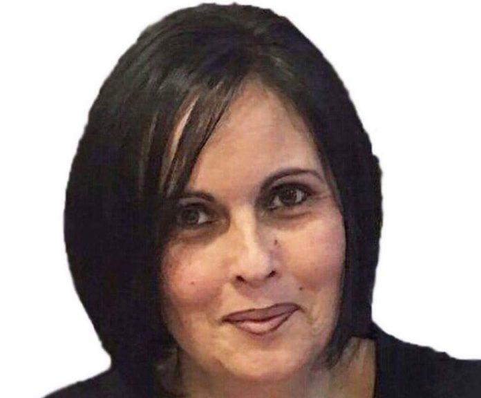 Rosa María Gallego, candidata de Ciudadanos por Nigrán