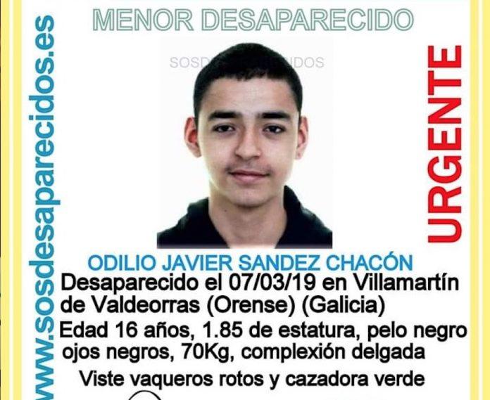 Odilo Javier Sandez Chacón