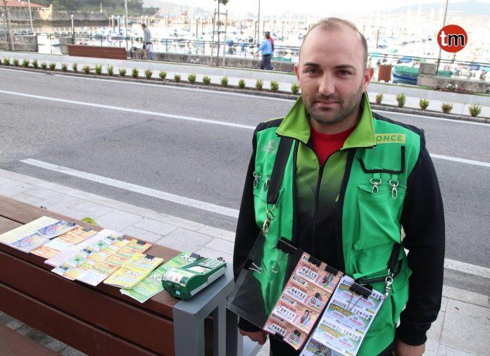 El Cupón Diario de la ONCE reparte en Baiona 245.000 euros