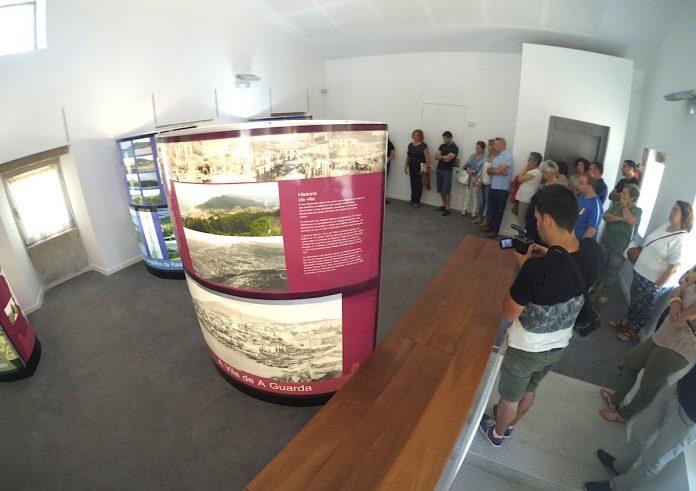 Centro de Interpretación del Castelo de Santa Cruz de A Guarda