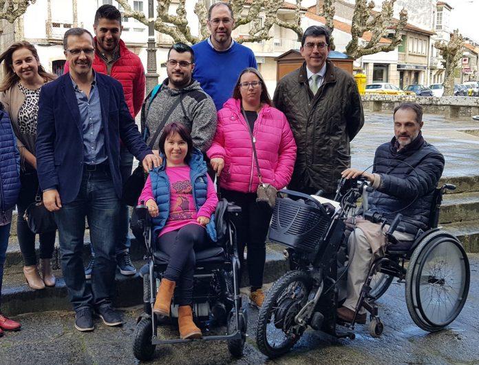 """Reconocen la labor de """"Encaixamos"""" en la integración de las personas con discapacidad"""