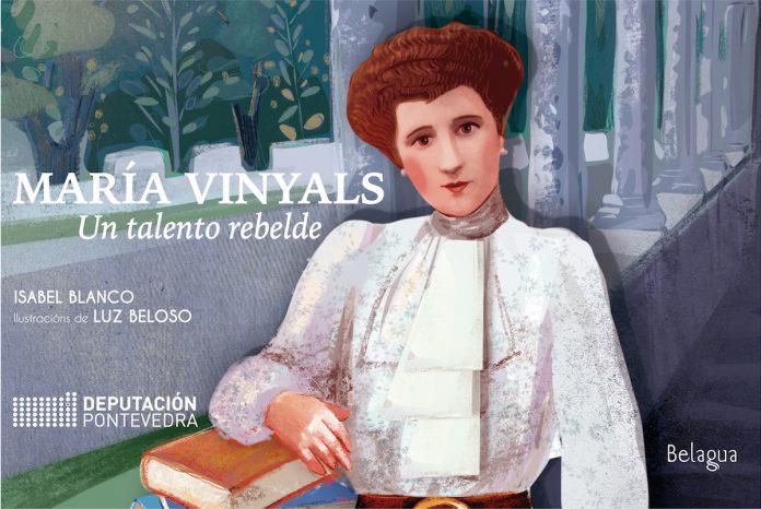 María Vinyals. Un Talento Rebelde