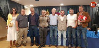 Los ocho candidatos a la alcaldía de Baiona