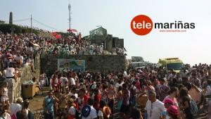 FOTO RUBENS //  La  gran multitud de personas  dificultaba el paso de las ambulancias