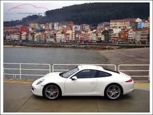 FOTO SOLOPORSCHE  // El coche en el puerto guardés